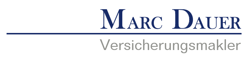 Marc Dauer – Versicherungsmakler Logo